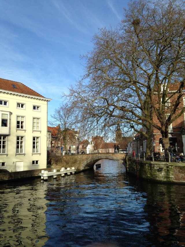 A little taste of the charm of Bruges.  Everywhere we turned, we were mesmerized by the adorable sights.